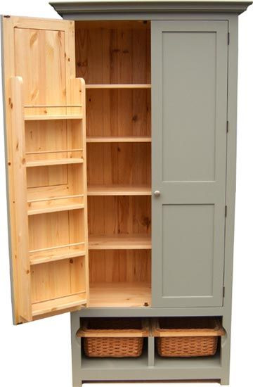 Best ideas about Free Standing Kitchen Pantry Cabinet . Save or Pin free standing pantry english revival Google Search Now.