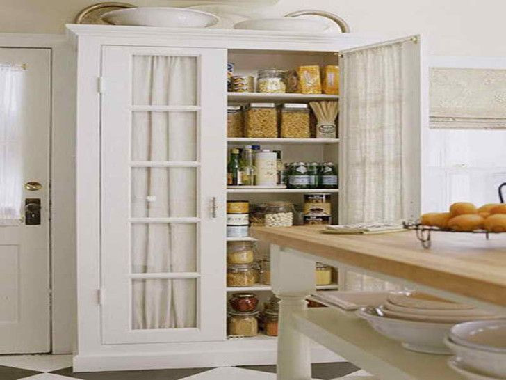 Best ideas about Free Standing Kitchen Pantry Cabinet . Save or Pin Free Standing Pantry Cabinet for Kitchen Now.