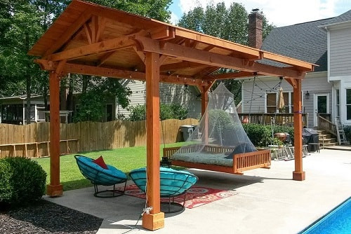 Best ideas about Free Standing Patio Cover . Save or Pin Free Standing Patio Cover Kits with Easy DIY Installation Now.