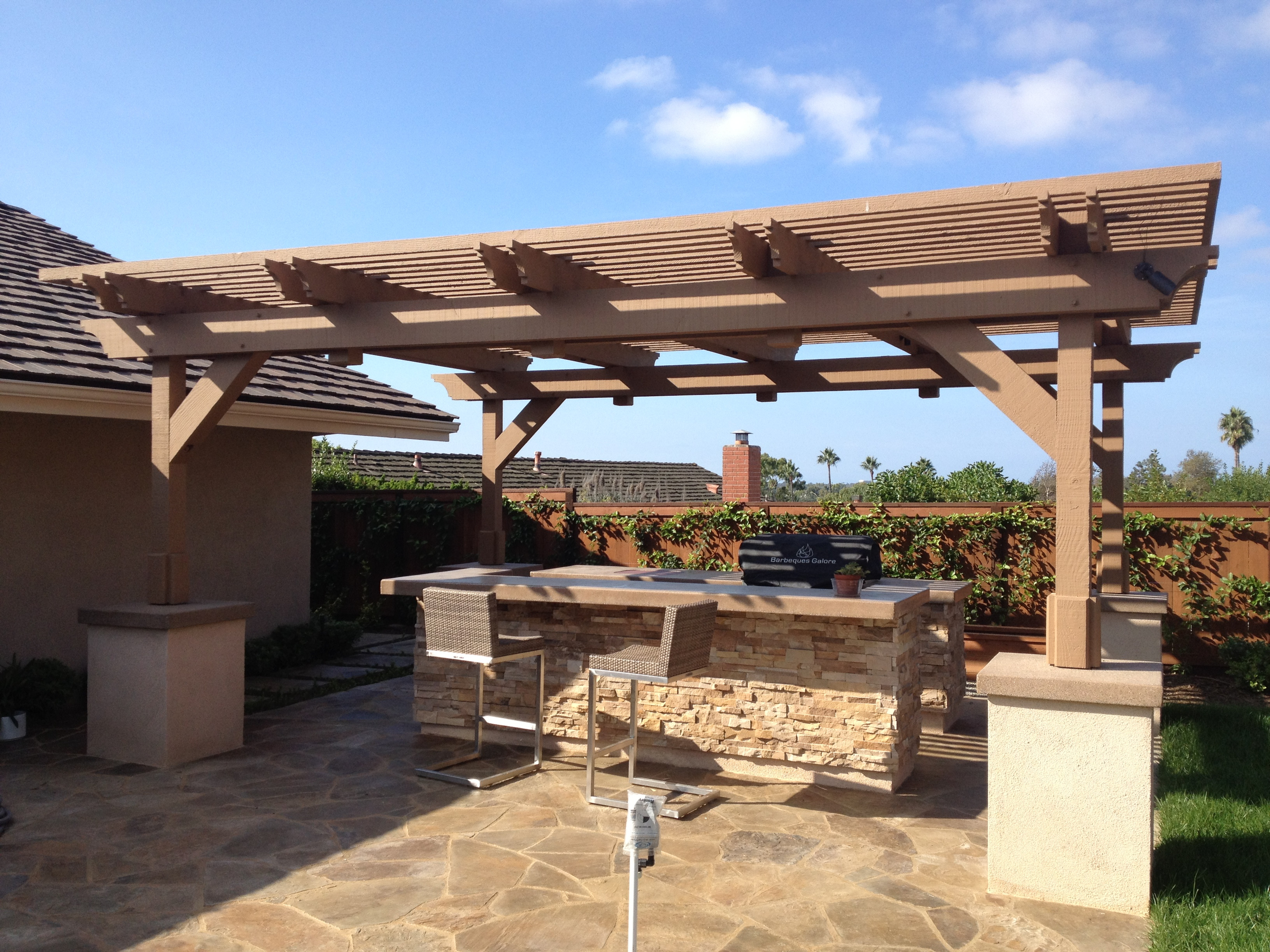 Best ideas about Free Standing Patio Cover . Save or Pin Free Standing Patio Covers Cornerstone Patio Covers Now.