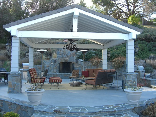 Best ideas about Free Standing Patio Cover . Save or Pin Patio covers Now.