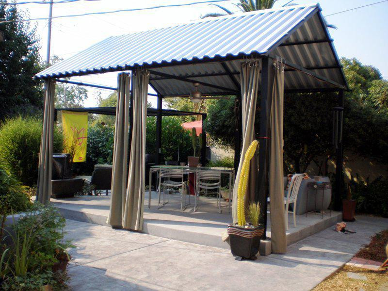 Best ideas about Free Standing Patio Cover . Save or Pin Free Standing Patio Cover Kits — Umpquavalleyquilters Now.