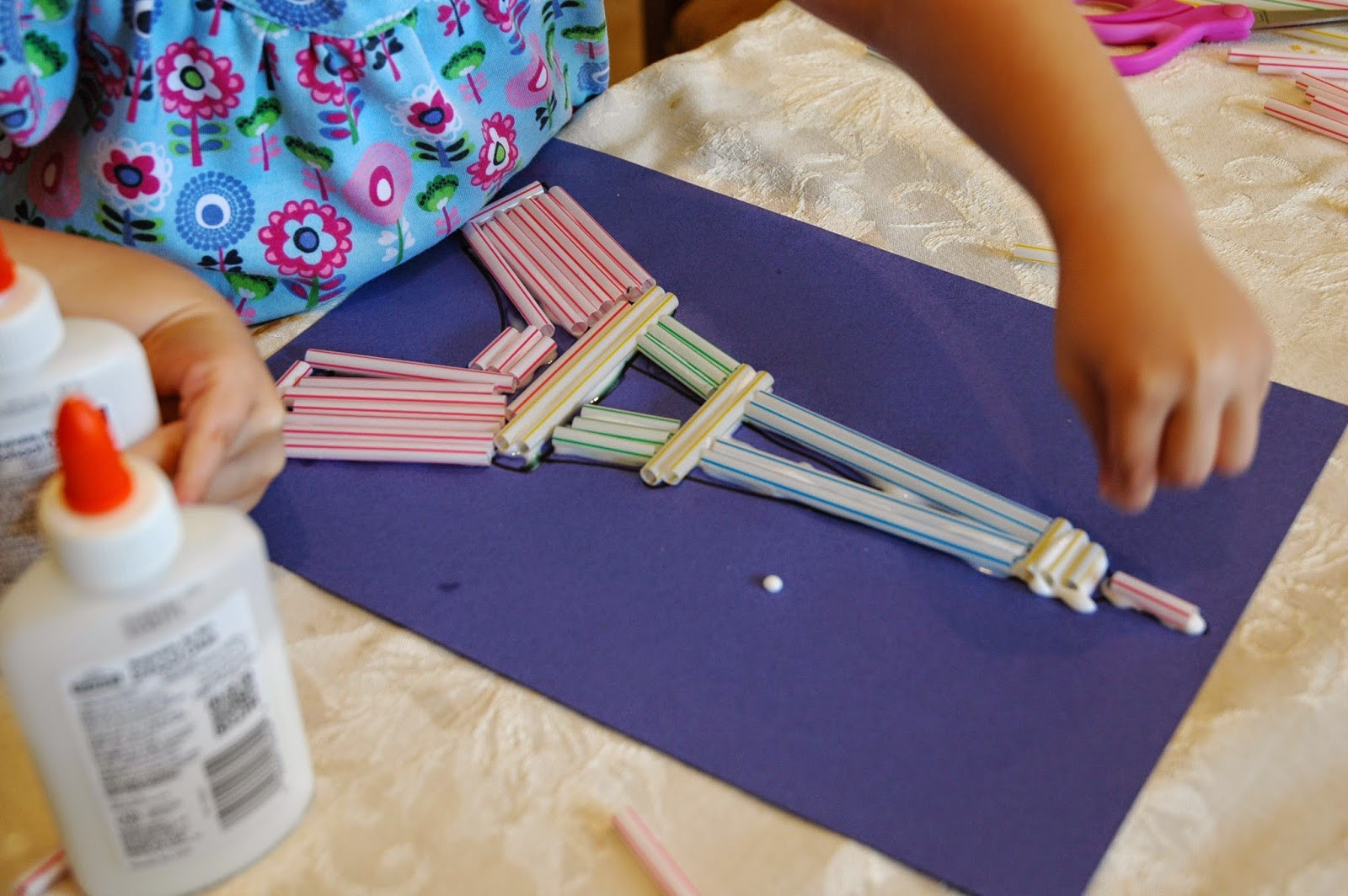 Best ideas about French Crafts For Kids . Save or Pin France and French Culture Theme Weekly Home Preschool Now.