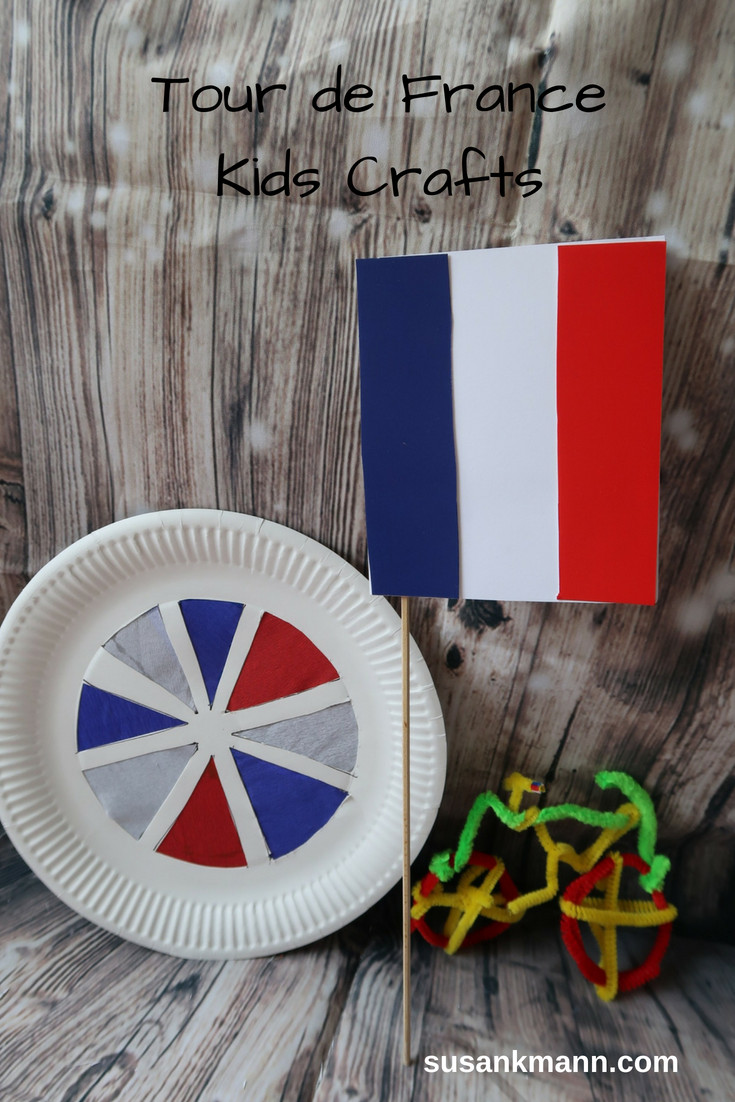 Best ideas about French Crafts For Kids . Save or Pin Tour de France – Bike Crafts For Kids Now.