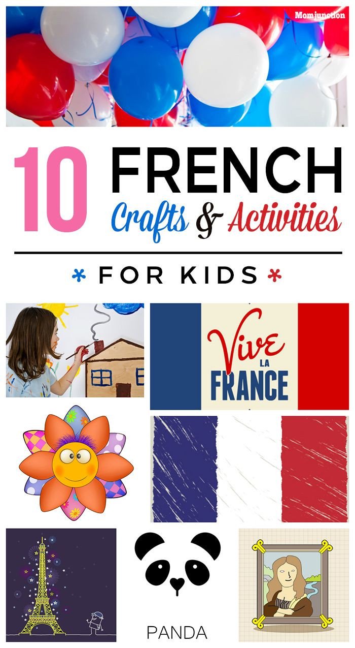 Best ideas about French Crafts For Kids . Save or Pin 17 Best ideas about French Crafts on Pinterest Now.