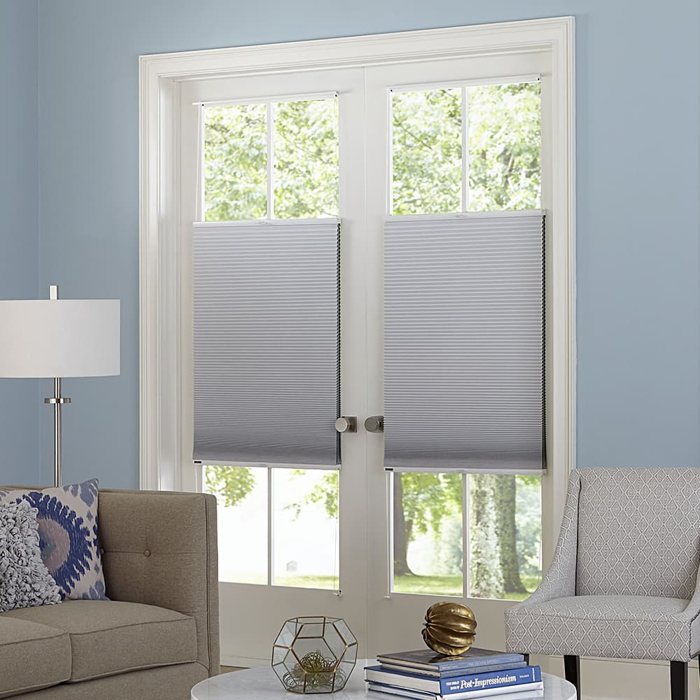 Best ideas about French Patio Doors With Blinds . Save or Pin 10 Things You MUST Know When Buying Blinds For Doors The Now.