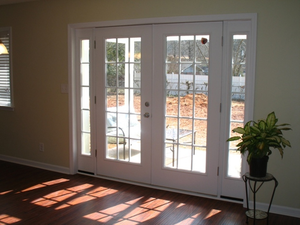 Best ideas about French Patio Doors With Blinds . Save or Pin Small French Patio Doors Acvap Homes About French Now.