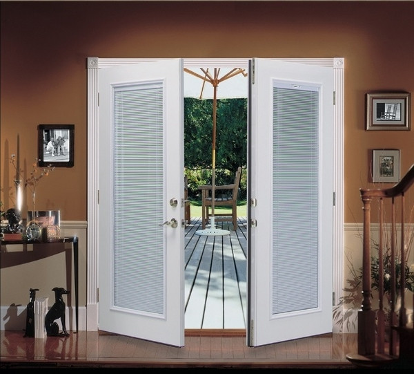 Best ideas about French Patio Doors With Blinds . Save or Pin What do you need to know about Reliabilt doors Now.