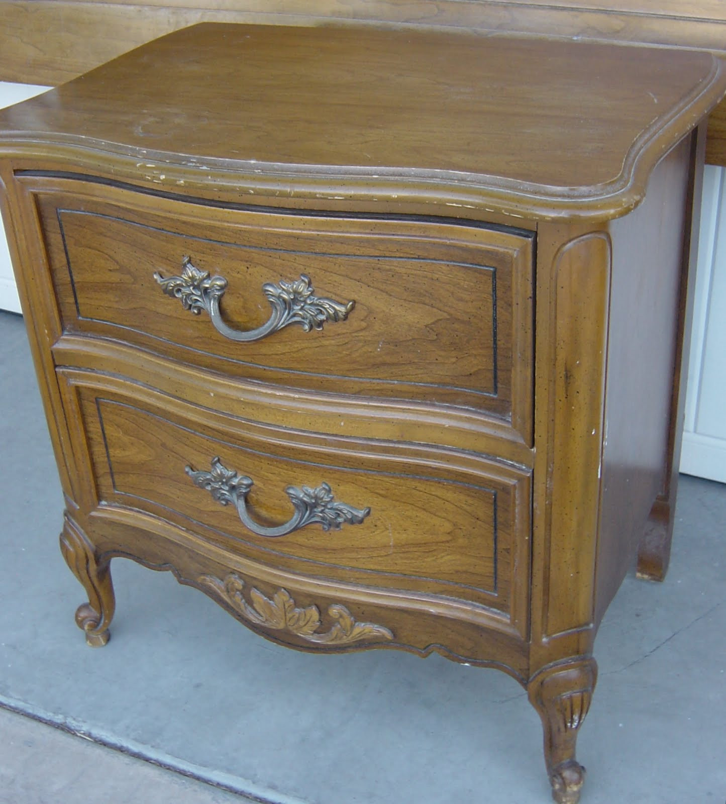 Best ideas about French Provincial Bedroom Set . Save or Pin The Backyard Boutique by Five to Nine Furnishings Vintage Now.