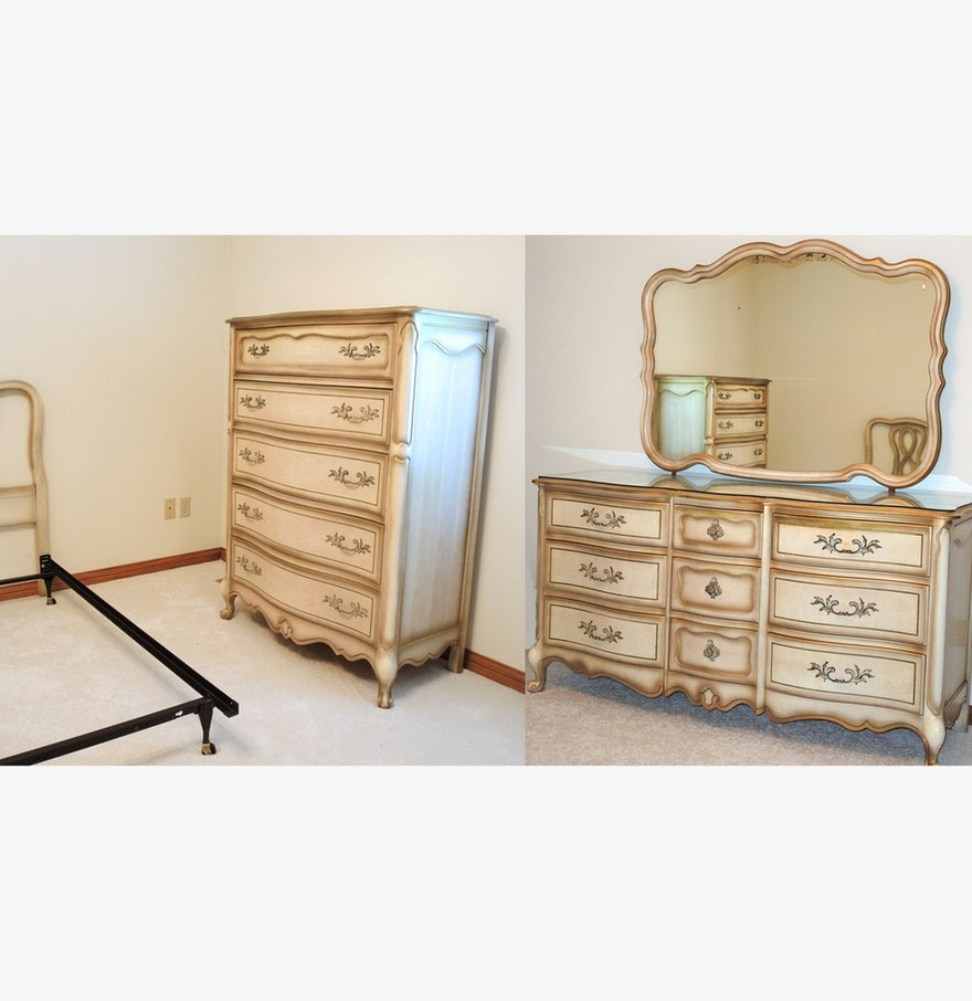 Best ideas about French Provincial Bedroom Set . Save or Pin French Provincial Style Bedroom Set by Bassett Furniture Now.