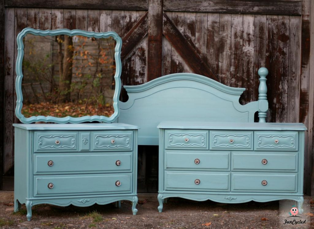 Best ideas about French Provincial Bedroom Set . Save or Pin Country Teal French Provincial Bedroom Set – Tuesday's Now.