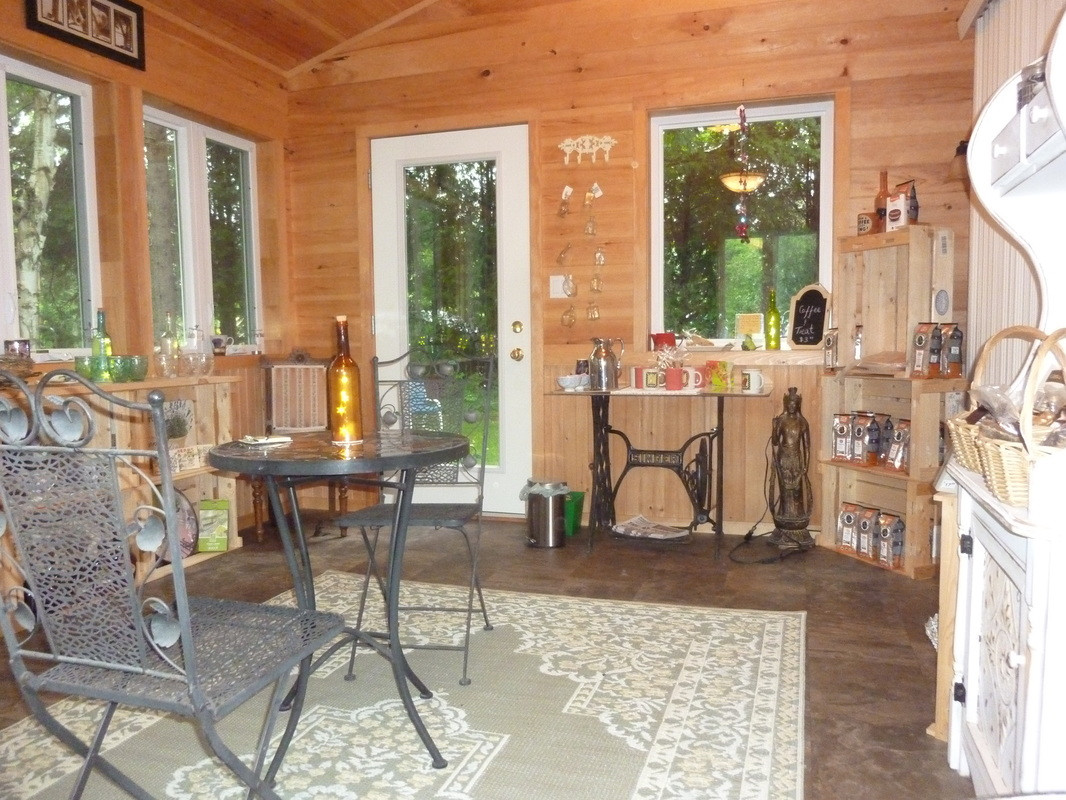 Best ideas about Front Porch Pantry . Save or Pin The Front Porch Bistro Earthbound Gardens Red Bay tario Now.