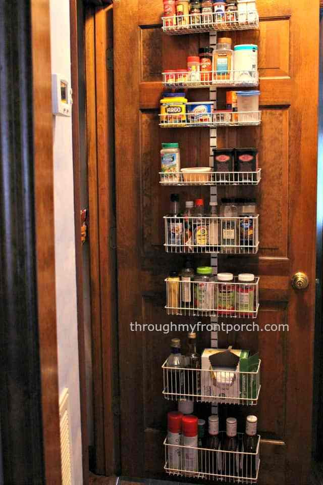 Best ideas about Front Porch Pantry . Save or Pin My Pantry Makeover Reveal Through My Front Porch Now.