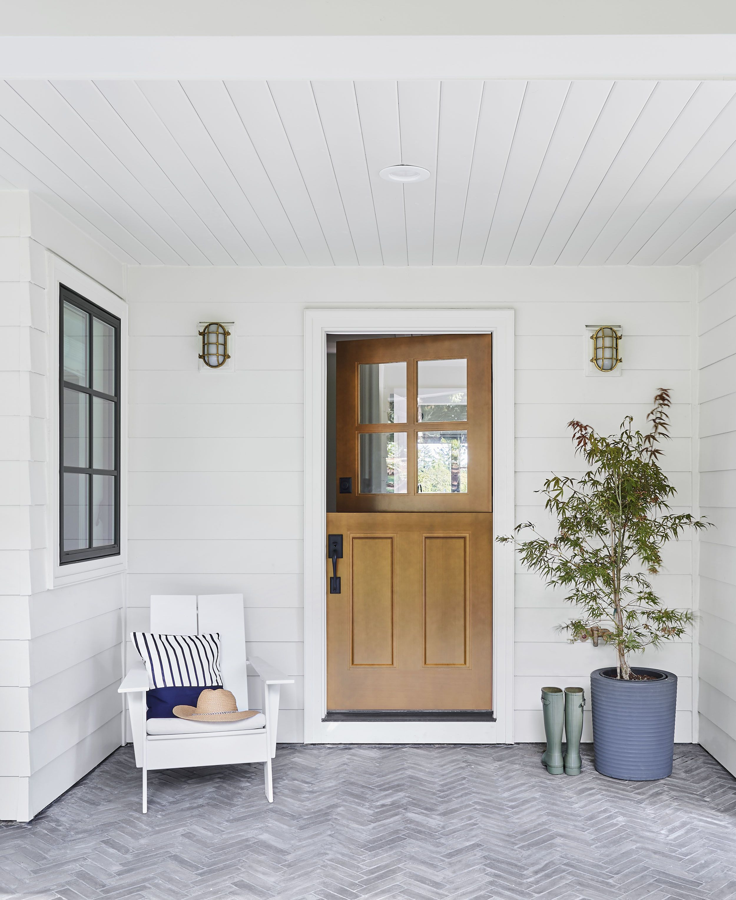 Best ideas about Front Porch Pantry . Save or Pin 8 Steps to Building a Smart Organized Pantry & Mudroom Now.