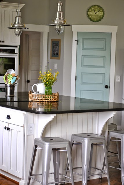 Best ideas about Front Porch Pantry . Save or Pin Front Porch and Watery kitchen paint colors Now.