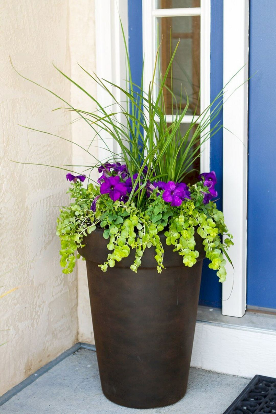 Best ideas about Front Porch Planter Ideas . Save or Pin Front Porch Flower Planter Ideas 6 Front Porch Flower Now.