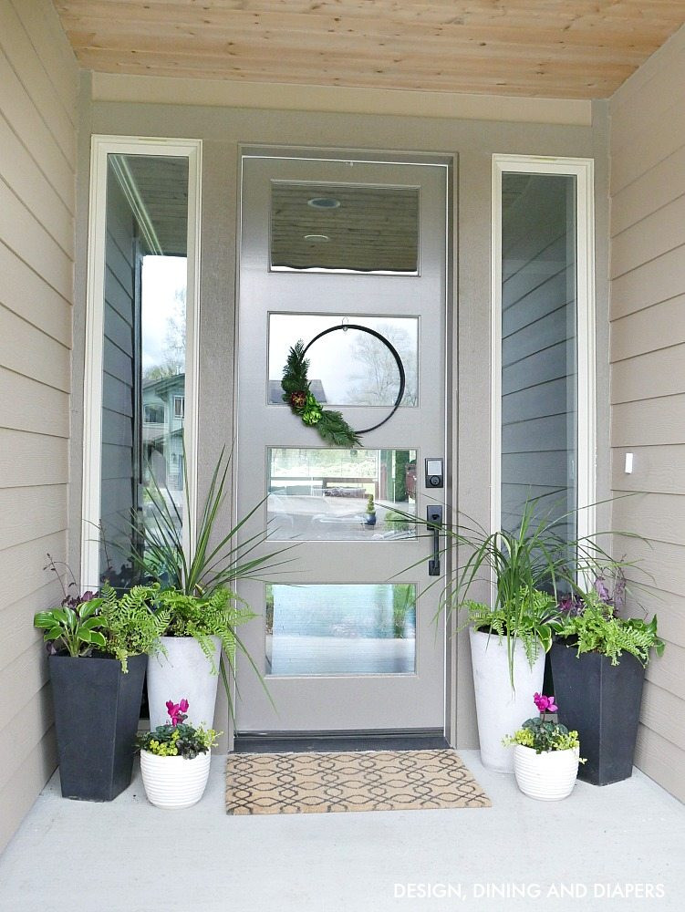 Best ideas about Front Porch Planter Ideas . Save or Pin Front Porch Planter Ideas Get Your Porch Ready For Spring Now.