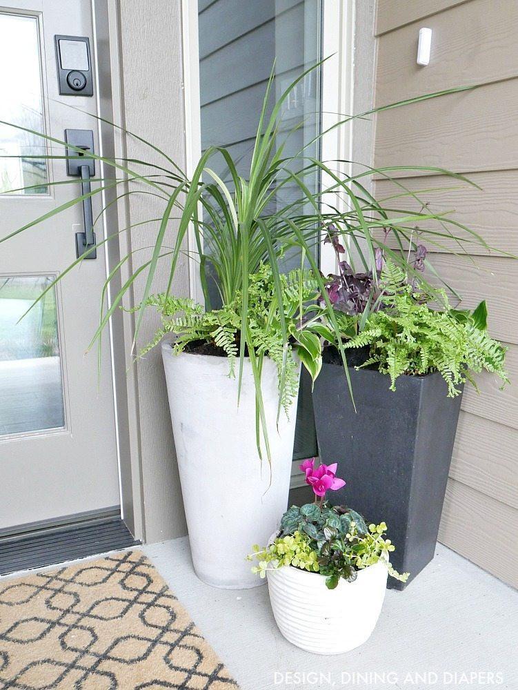 Best ideas about Front Porch Planter Ideas . Save or Pin Front Porch Planter Ideas Taryn Whiteaker Now.