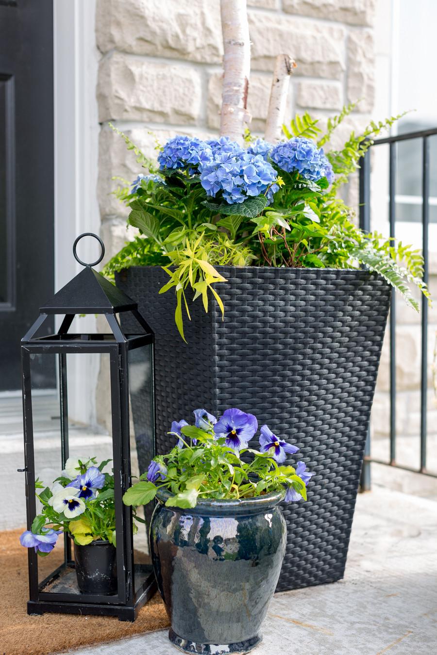 Best ideas about Front Porch Planter Ideas . Save or Pin Porch Planter Ideas and Inspiration Maison de Pax Now.