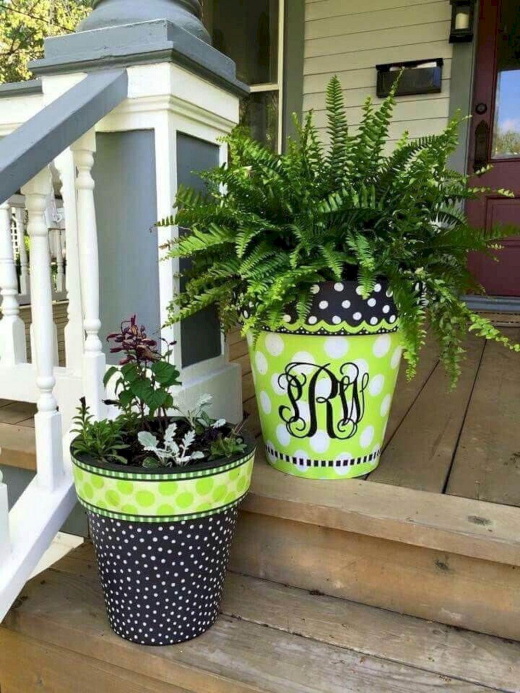 Best ideas about Front Porch Planter Ideas . Save or Pin Front Porch Flower Planter Ideas 25 Front Porch Flower Now.