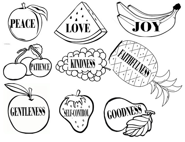 Best ideas about Fruit Of The Spirit Crafts For Kids . Save or Pin Sunday School Fun VBS Fruit of the Spirit Crafts Now.