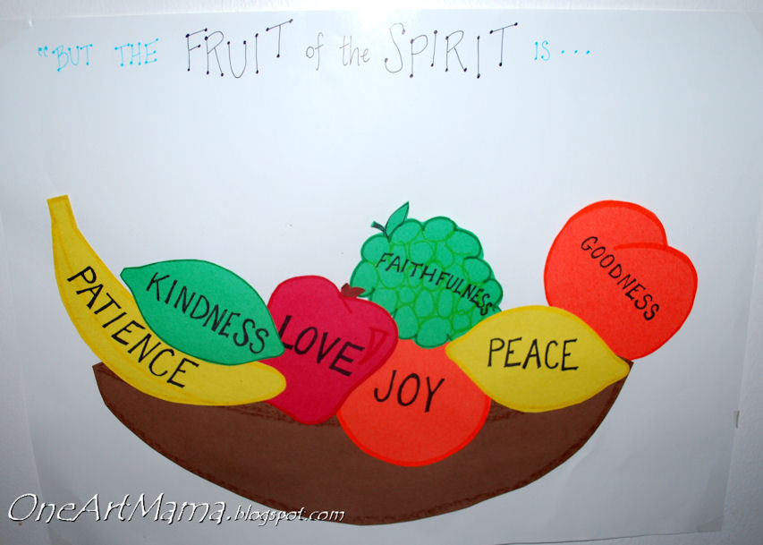 Best ideas about Fruit Of The Spirit Crafts For Kids . Save or Pin Faithfulness Amy Latta Creations Now.