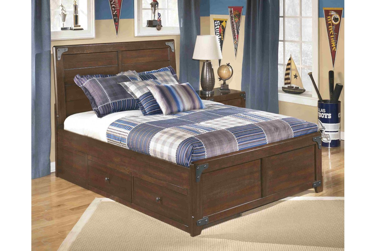 Best ideas about Full Bedroom Set . Save or Pin Bedroom Sets Delburne Full Bedroom Set NewLotsFurniture Now.