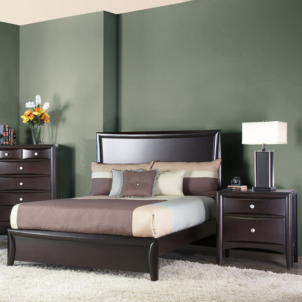 Best ideas about Full Bedroom Set . Save or Pin Laguna Full Panel Bedroom Set Dark Espresso Now.