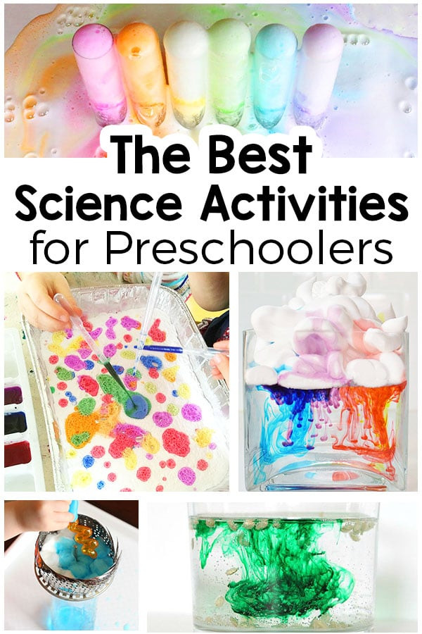 Best ideas about Fun Activities For Preschoolers . Save or Pin 25 Science Activities for Preschoolers That are Totally Now.