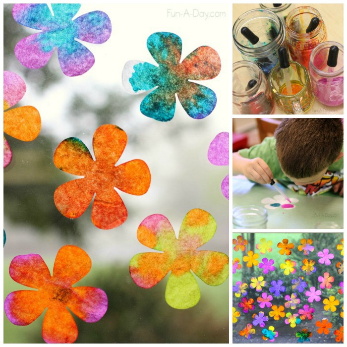 Best ideas about Fun Art Activities For Preschoolers . Save or Pin How to Create Absolutely Beautiful Flowers with Coffee Now.