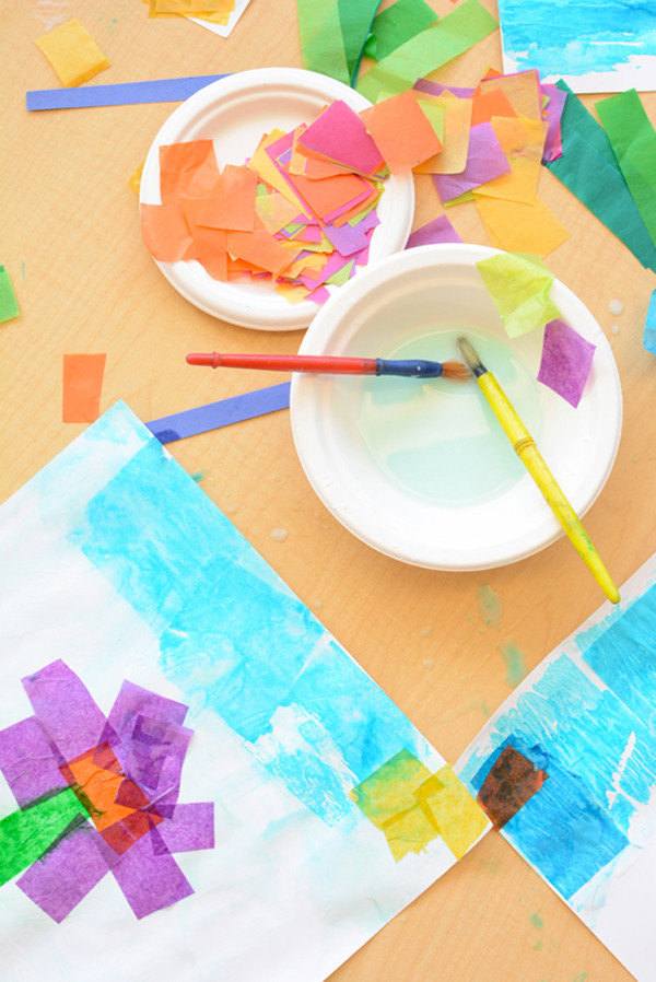 Best ideas about Fun Art Activities For Preschoolers . Save or Pin Kindergarten Rocks 25 Art Projects for 5 Year Olds Now.