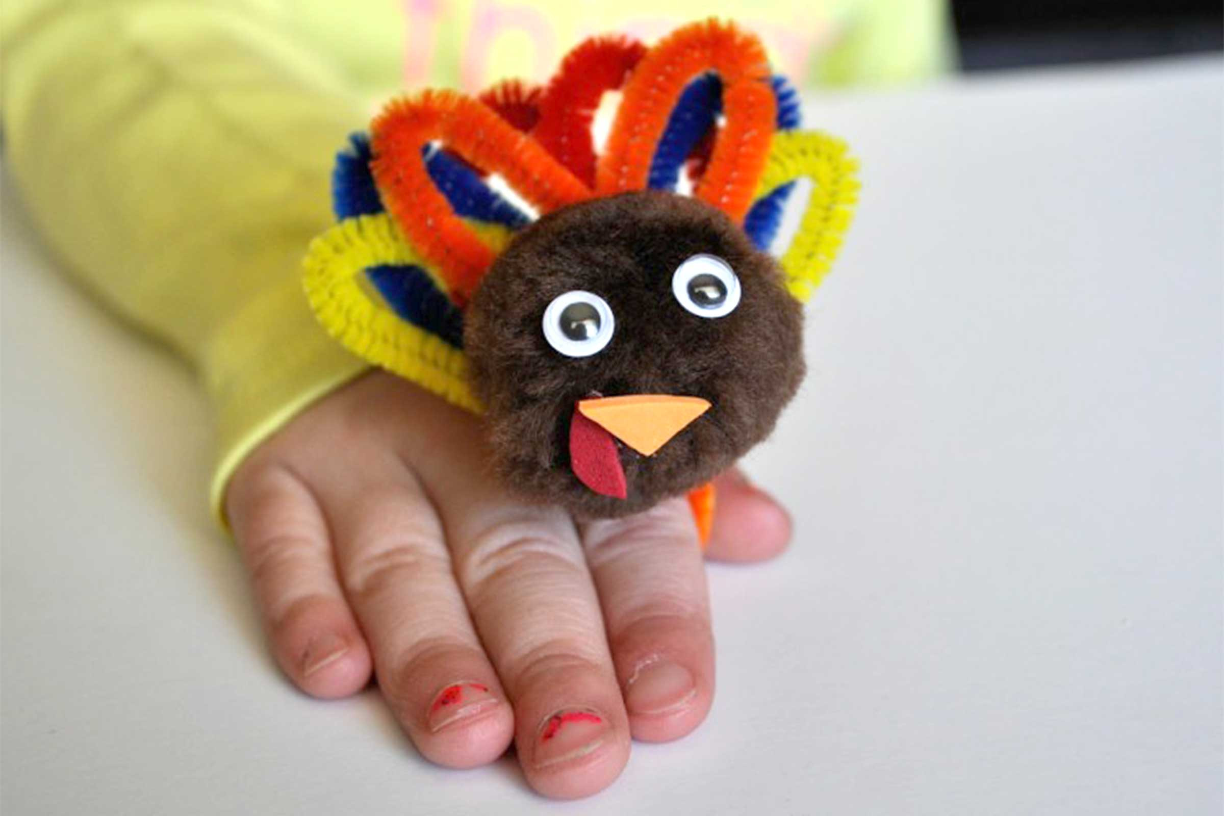 Best ideas about Fun Crafts For Kids . Save or Pin Fun Thanksgiving Crafts for Kids Now.