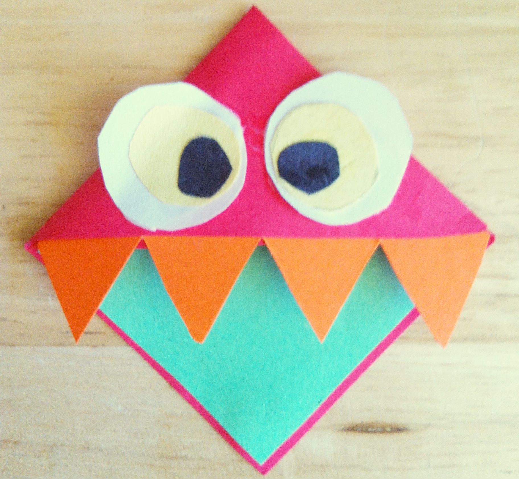 Best ideas about Fun Crafts For Kids . Save or Pin Paper Page Corner Bookmarks Fun Craft For Kids Now.