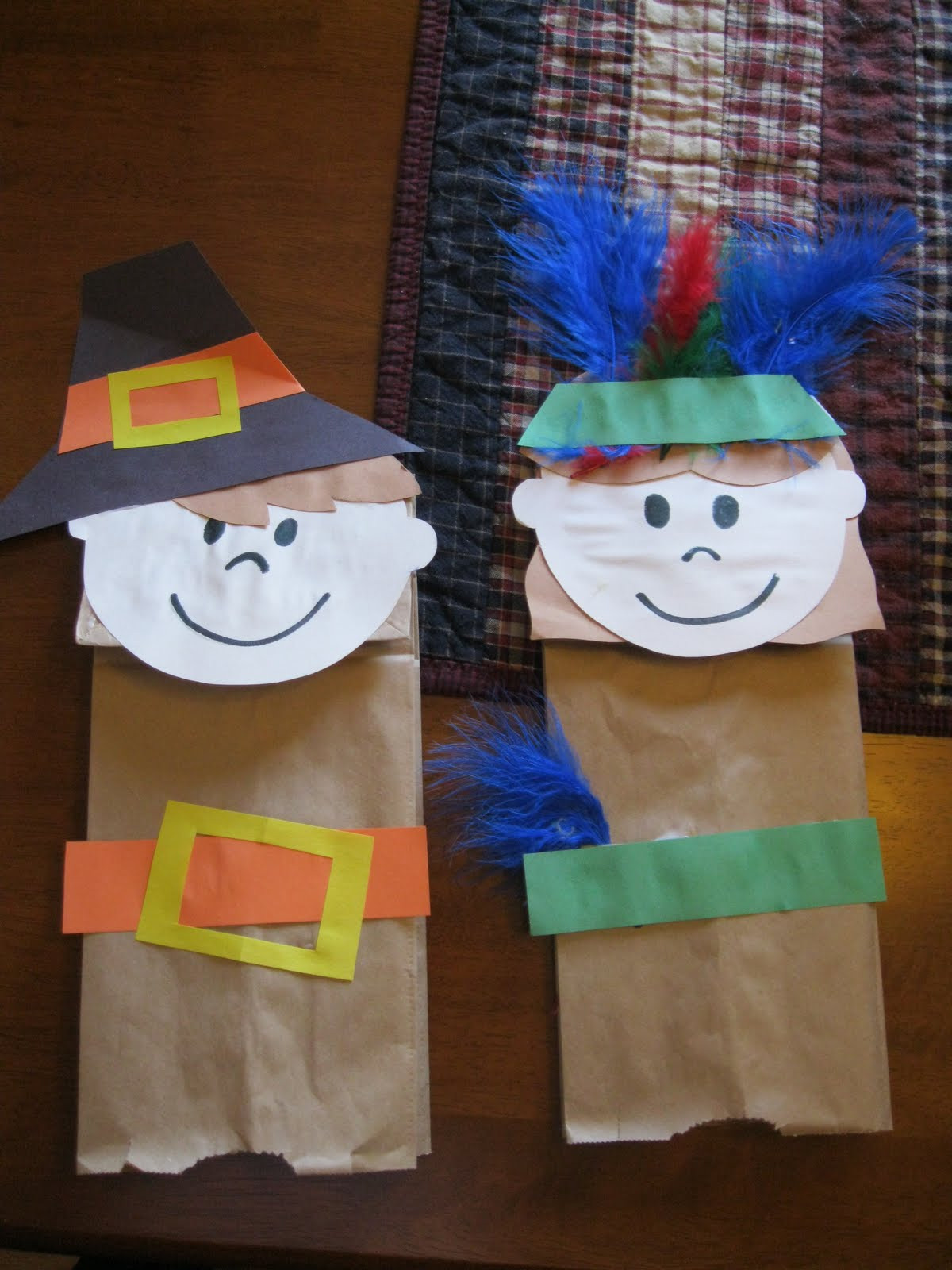 Best ideas about Fun Crafts For Preschoolers . Save or Pin Thanksgiving Pilgrim Crafts TGIF This Grandma is Fun Now.
