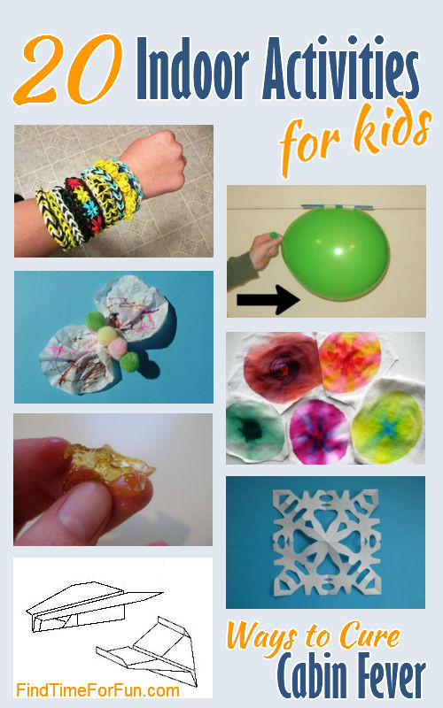 Best ideas about Fun Ideas For Kids . Save or Pin Fun at Home Now.