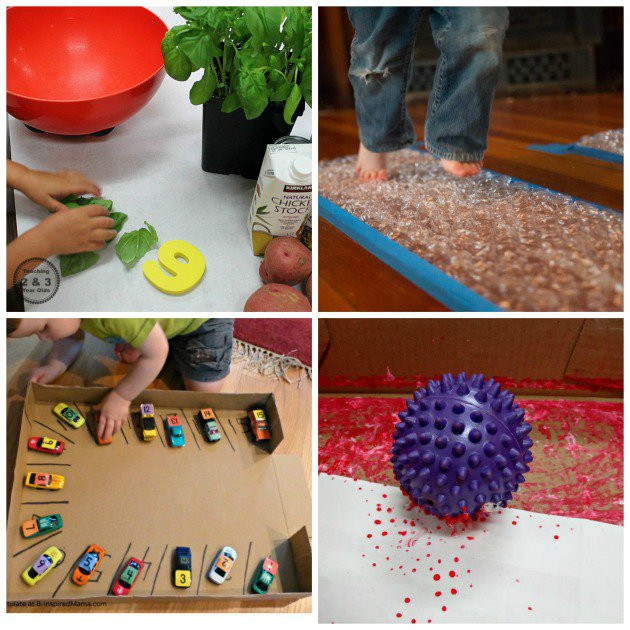 Best ideas about Fun Projects For Kids To Do At Home . Save or Pin 20 Fun and Easy Toddler Activities for Home Now.