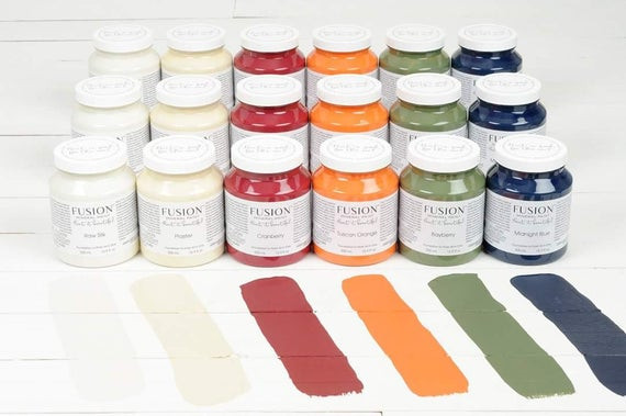 Best ideas about Fusion Mineral Paint Colors . Save or Pin Fusion Mineral Paint All Colors Available SAME DAY Now.