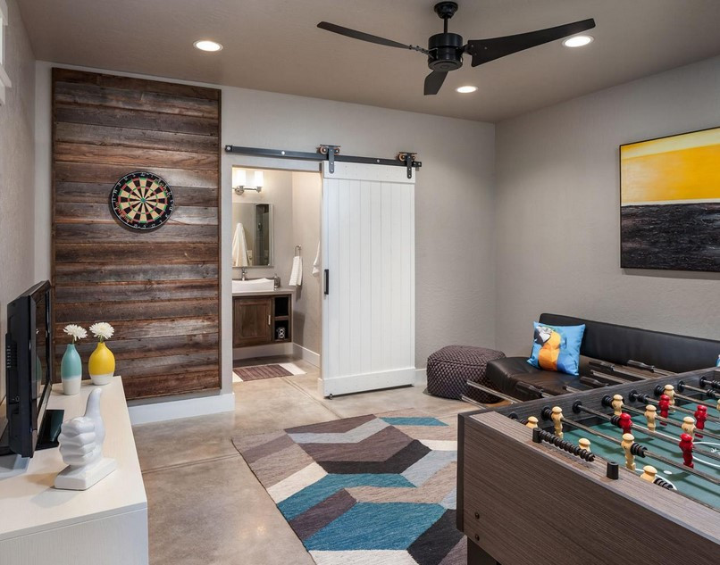 Best ideas about Game Room Colors . Save or Pin 15 Funtastic Game Room Ideas For Kids and Familly Spenc Now.