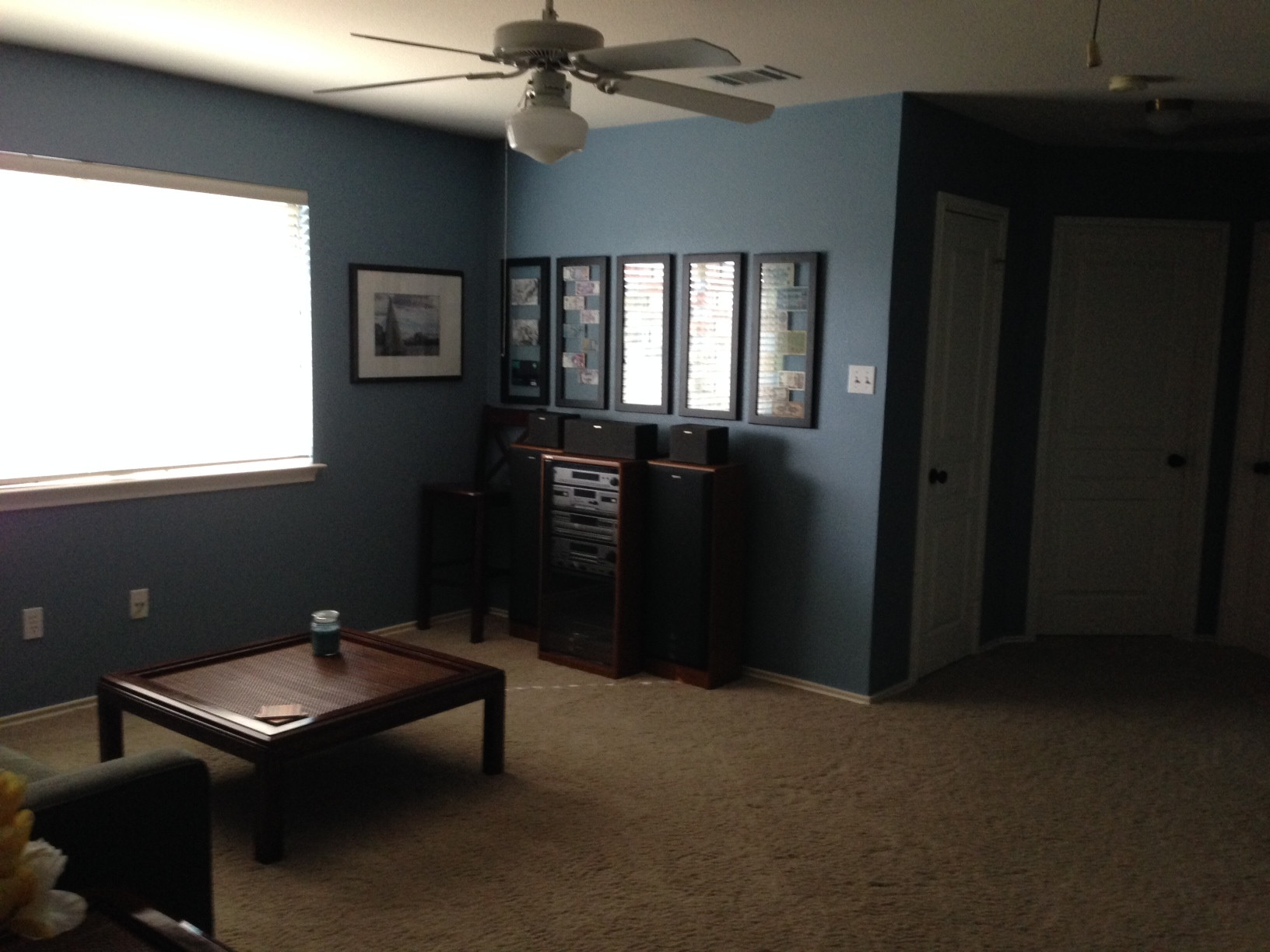 Best ideas about Game Room Colors . Save or Pin Benjamin Moore Blue Labrador Now.