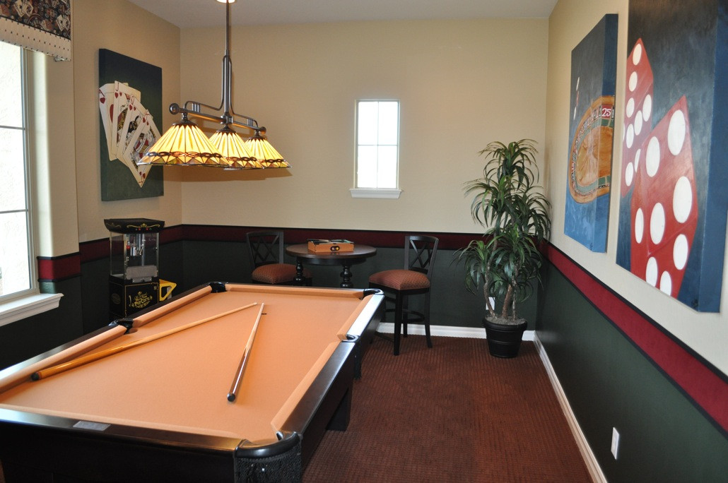 Best ideas about Game Room Ideas For Small Rooms . Save or Pin Family Game Room Ideas Now.