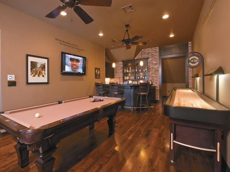 Best ideas about Game Room Ideas For Small Rooms . Save or Pin Bloombety Great Small Game Room Ideas Small Game Room Ideas Now.
