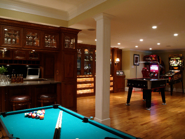 Best ideas about Game Room Ideas For Small Rooms . Save or Pin Design Ideas for Game and Entertainment Rooms Now.