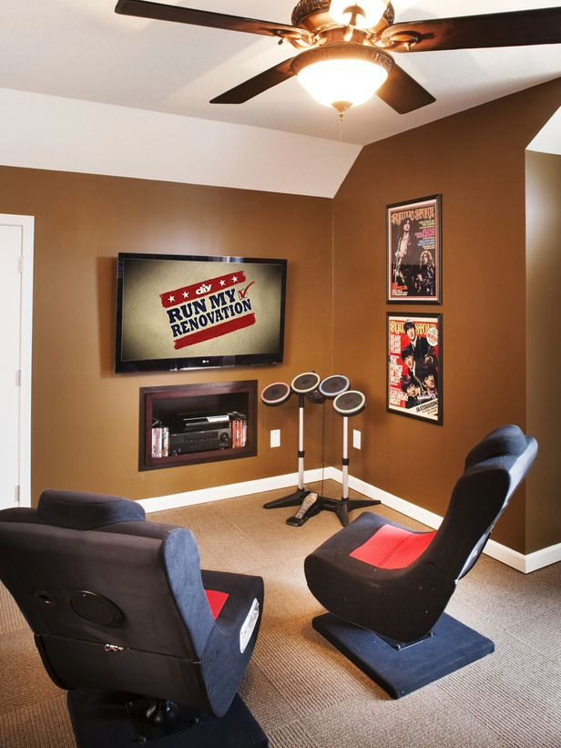 Best ideas about Game Room Ideas For Small Rooms . Save or Pin Best 25 Gaming chair ideas on Pinterest Now.