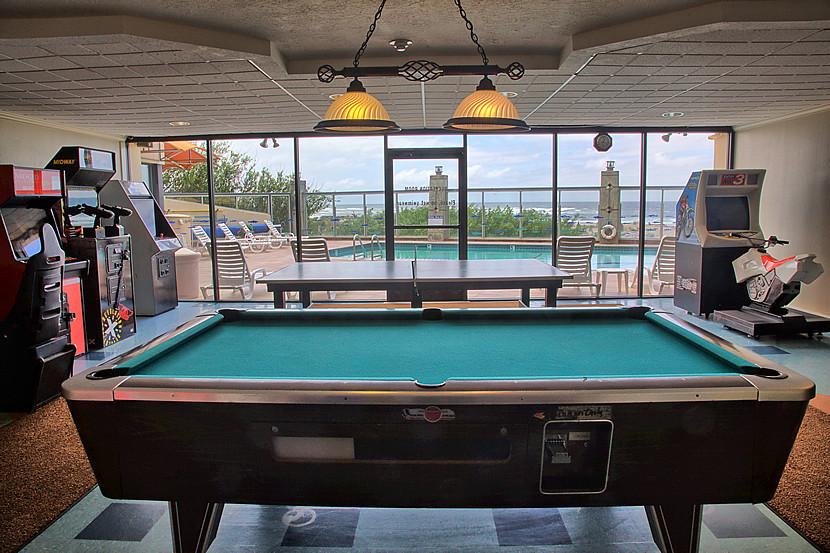 Best ideas about Game Room In Spanish . Save or Pin Inn At Spanish Head Resort Hotel Lincoln City Oregon Now.