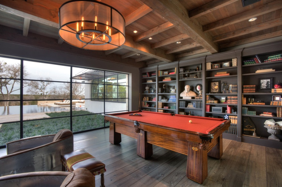 Best ideas about Game Room In Spanish . Save or Pin 23 Most Extravagant Basement Rec Room Ideas Now.