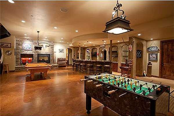 Best ideas about Game Room In Spanish . Save or Pin Mediterranean Dream Home Plan Now.