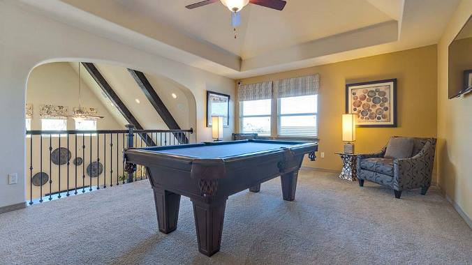 Best ideas about Game Room Laws In Texas . Save or Pin Lawler Park 75 in Frisco Texas Darling Homes Now.