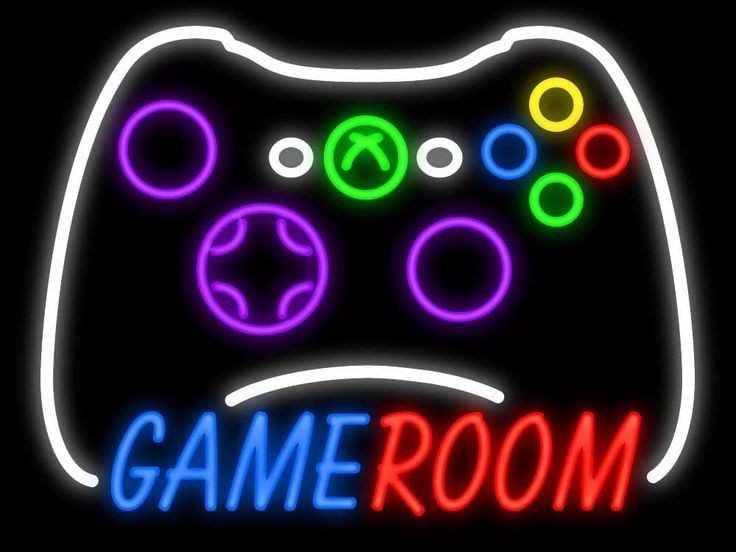Best ideas about Game Room Neon Sign . Save or Pin Game Room Xbox Controller Neon Sign Video Game Neon Now.