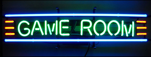 Best ideas about Game Room Neon Sign . Save or Pin Game Room Neon Sign Other Neon Signs Now.