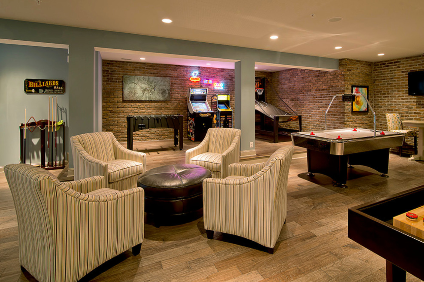 Best ideas about Game Room Pictures . Save or Pin 50 Best Man Cave Ideas and Designs for 2017 Now.